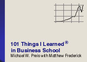 See inside 101 Things I Learned